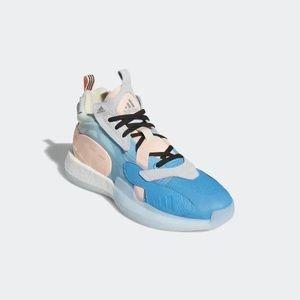 Adidas ZONEBOOST basketball SHOES EG5887 size 20